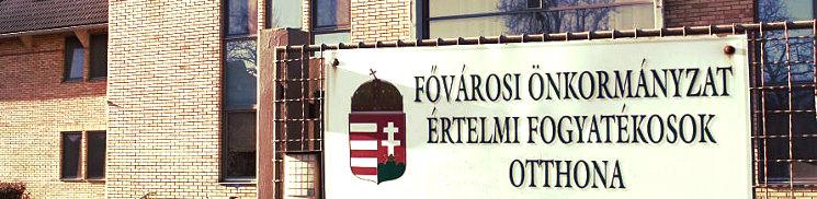 Fővárosi Önkormányzat Értelmi Fogyatékosok Otthona – Tordas